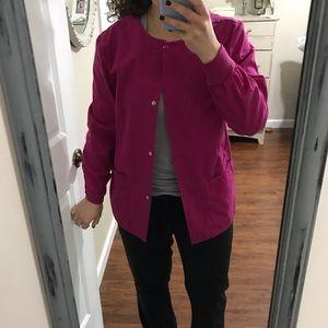 XS Cherokee lab coat